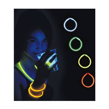 Bracciale Luminoso Fluo Set