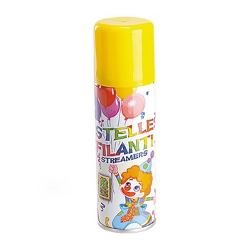 Stelle Filanti Spray Gialle ml.83