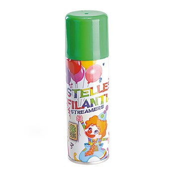 Stelle Filanti Spray Verdi ml.83