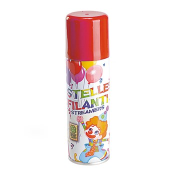 Stelle Filanti Spray Rosse ml.83