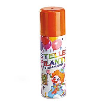 Stelle Filanti Spray Arancioni ml.83