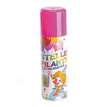 Stelle Filanti Spray Rosa ml.83