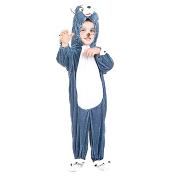 Costume Gatto Tommy Baby