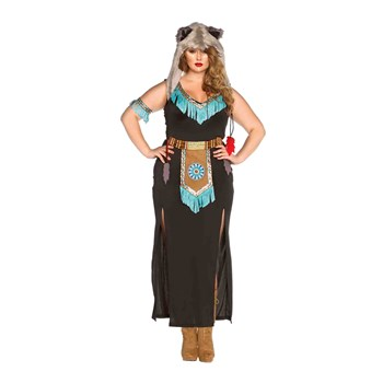 Costume Indiana Plus