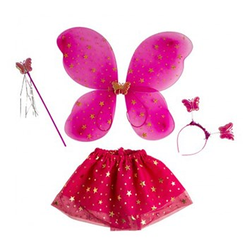 Costume Farfalla Set pz.3