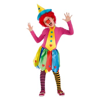 Costume Set Clown