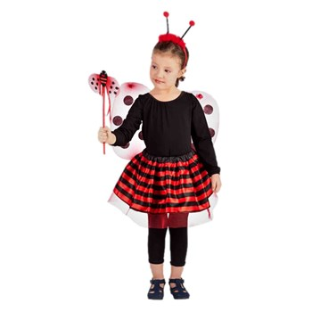 Costume Coccinella Set pz.4