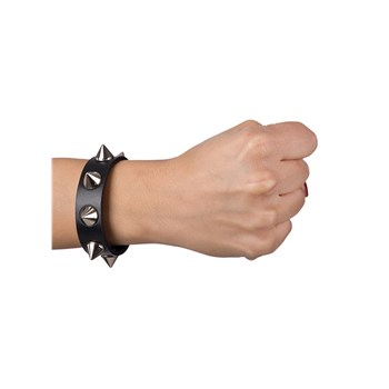 Bracciale Punk Rock con Borchie